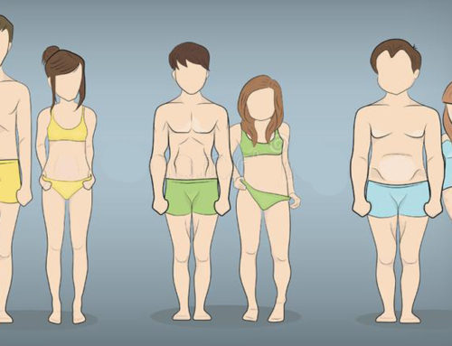THE DANGERS OF BEING SKINNY FAT…