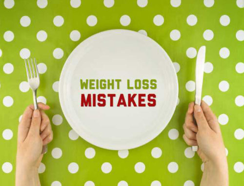 7 MISTAKES SABOTING YOUR WEIGHT-LOSS PROGRAM